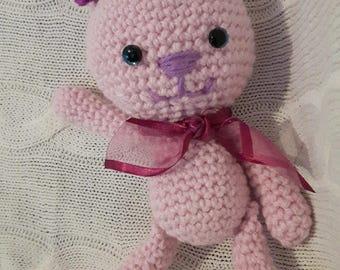 Daisy the Bunny Crotchet Toy