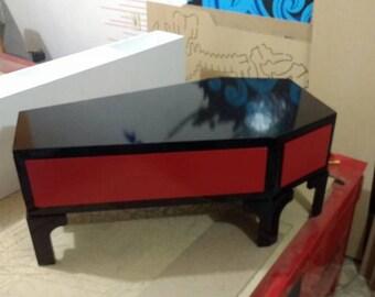 Coffin Coffee Tablecoffee Tablecoffin Storageritual Table