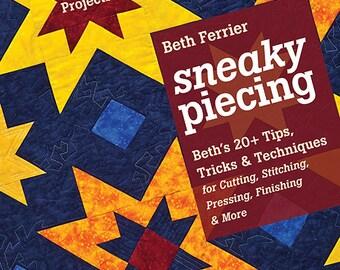 Sneaky Piecing by Beth Ferrier