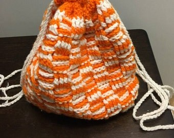 back pack purse