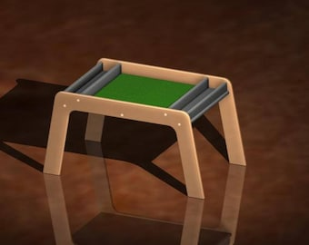 Child's large Play Table/lego table