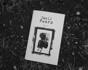 Small Fears Zine Issue 1
