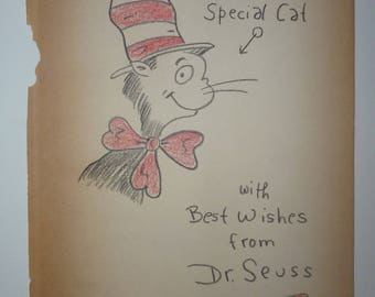 Dr.Seuss, The cat in the Hat