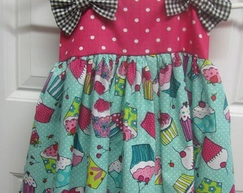 Cupcake Ruffle Outfit