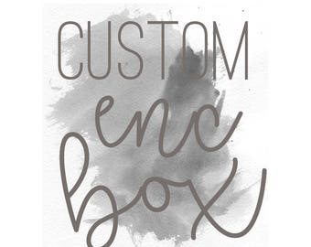 Nick - Custom Gift Box (local delivery)