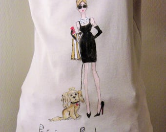 T-shirt breakfast Tiffany for her