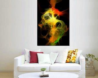 Art, painting, digital design, contemporary, home decor, wall decor