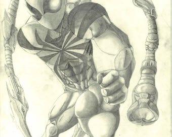 The Iron Spider