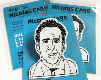 Nicolas Cage Hide and Seek