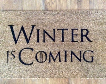 Game of Thrones Door mat