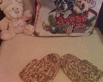 Beautiful Hand-Made Women's House Slippers