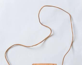 Small Cross Body Leather Purse