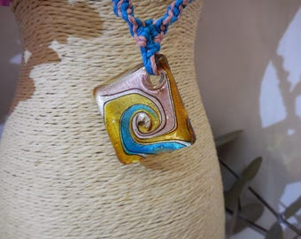 Twisted Hemp Necklace