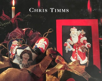 Christmas Cross Stitch book