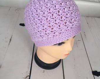 Trendy Messy Bun Hat Pattern