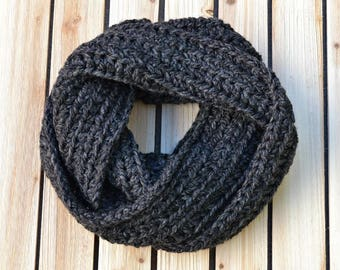 Infinity Scarf, Circle Scarf, Crochet Scarf, Chunky Scarf, Cowl, Chunky Infinity Scarf, Chunky Circle Scarf, Chunky Cowl, Crochet Cowl