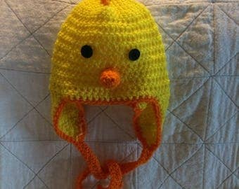 Child's Chick Hat