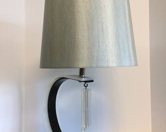 Retro Black&White Acrylic lamp
