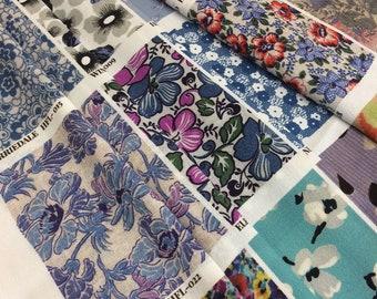 The Maltings Fabrics Blanket Sample Pack