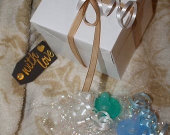 Extra Pacifier Needed for Gender Reveal Surprise Box