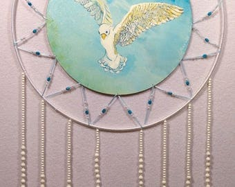 The Dove Dreamcatcher