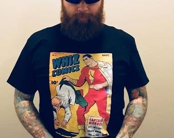 Whiz Comics #57 T Shirt