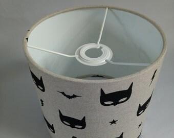 Handmade Lampshade, 30cm Lampshade children themed Fabrics