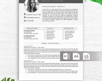 2 Page Nurse Resume Template Word, Nurse CV Doctor Resume, Doctor CV  Medical Resume  Nurse Resume Templates