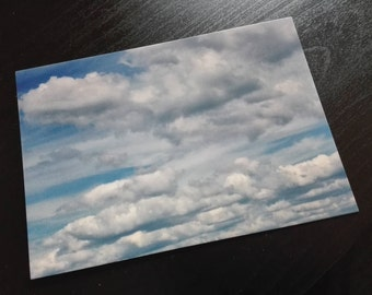 POST card from one of my analog photography