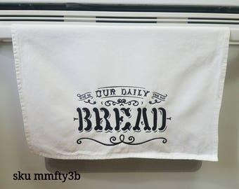 Daily Bread Dish Towel