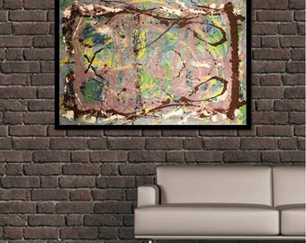 Original Framed Art Print by Nick CONNER collection 6A