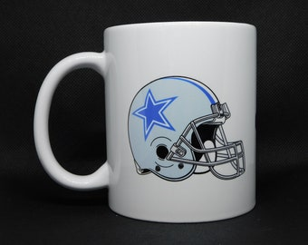 Dallas cowboys mug , Football mug
