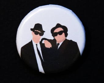 Blues Brothers badge