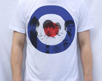 The Who T Shirt Design