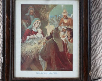 3 x Rare Antique Religious Prints by Charles Joseph Staniland (1838 - 1916)