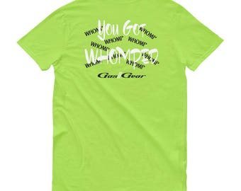 You Got Whomped Gas Gear Short Sleeve Drag Racing T-Shirt