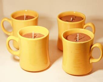 Sunshine Soy Candles