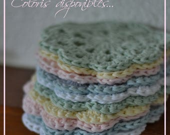 Small crochet doily