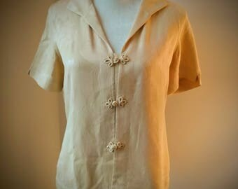 Tommy Bahama Vintage Silk Top