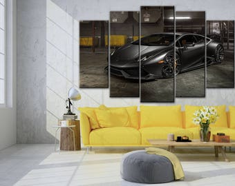 Lamborghini poster, Lamborghini print, Lamborghini Aventador, Sport car poster, Sport car print, Lamborghpini wall art, Supercar print