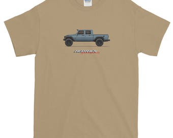 Hedrick Speedsports Jeep 4 Door Pickup Short-Sleeve T-Shirt