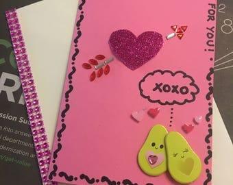 Avacado Love card