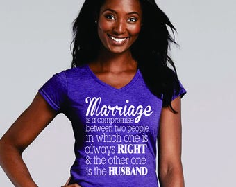 Marriage is a Partnership Tee