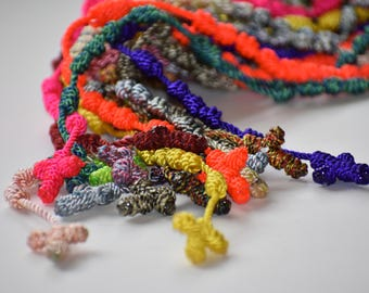 Hand-knotted Rosaries -- #36 Twine