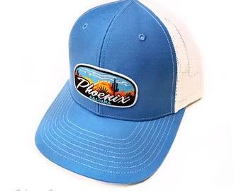 Phoenix Urban Desert : Trucker Hat
