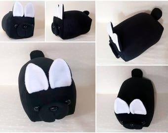 Frenchie French Bulldog Loaf -Made to Order