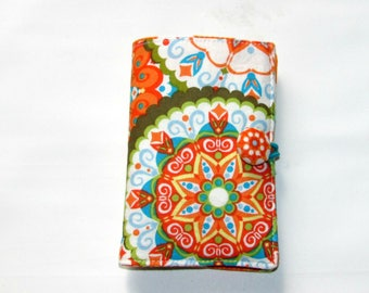 Tea Bag Wallet, Tea Bag Case, Tea Bag Storage, Travel Tea Bag Holder,  Tea Bag Caddy, Tea Case, Wallet for Tea Bags,  Tea Bag Case,