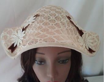 Cute Vintage Fascinator Hat B340