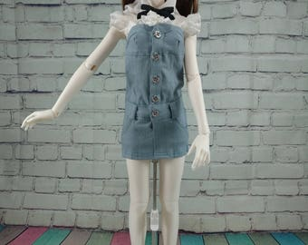 BJD outfit for 1/3 sd or similar size doll