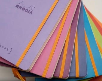 Rhodia Goalbook - Iris A5 - Dot Grid